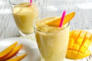 Mango-Kokos-Shake