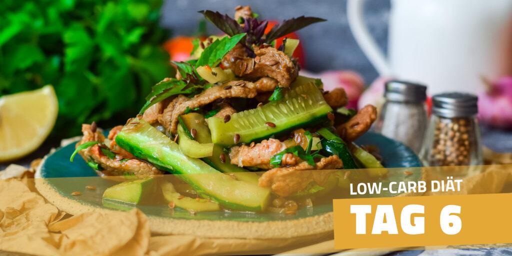 Low-Carb Diätplan zum-Abnehmen-Tag-6