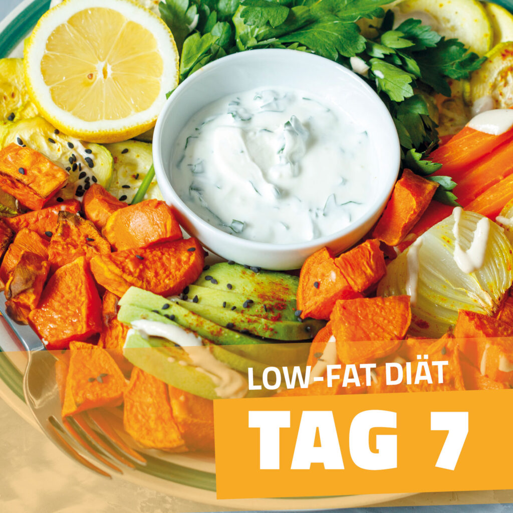 Low-Fat-Plan-zum-Abnehmen-Tag-7