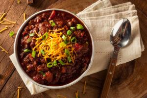 Bohneneintopf Chili sin carne